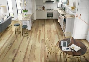 custom vinyl hardwood style flooring