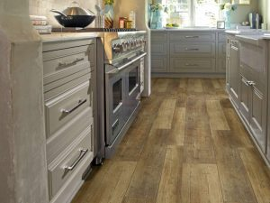 vinyl wood style floors for kitchen